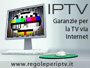 la TV via cavo IP