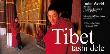 Mostra fotografica sul Tibet