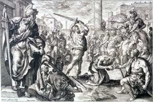 Il martirio di Paolo